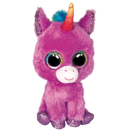 Rosette Unicorn - Beanie Boos