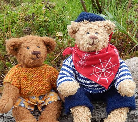 Favourite Teddies to take to a Teddy Bears Picnic