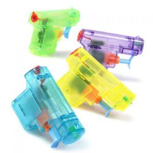Colourful Mini Water Pistols