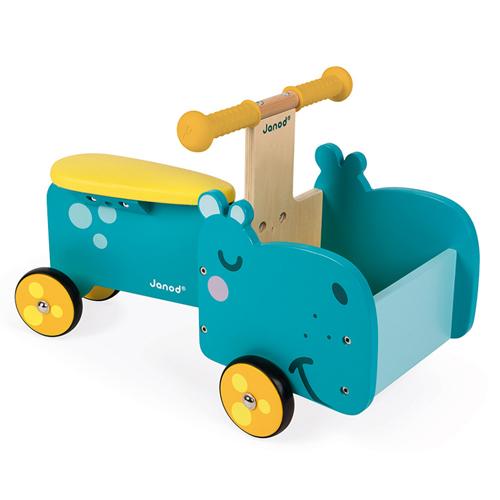 Hippopotamus Ride-On