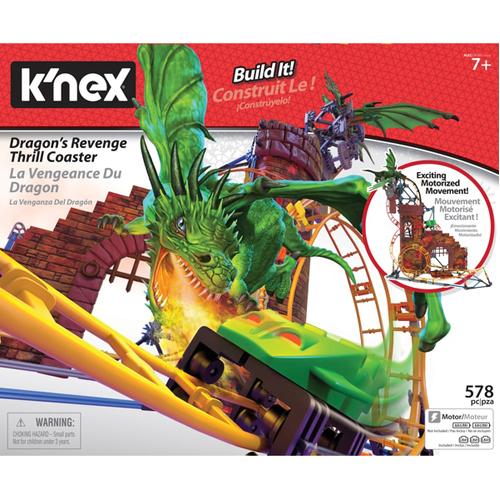 Dragon's Revenge Thrill Coaster