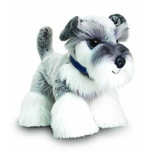 32cm Signature Cuddle Puppy Schnauzer