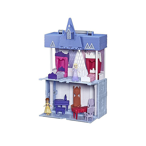 Disney Frozen 2 Pop-Up Castle Scene Set
