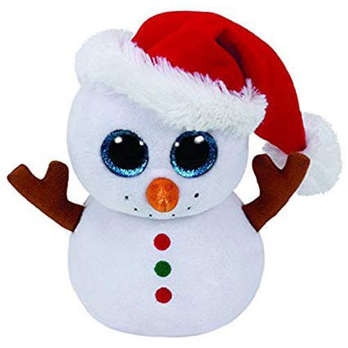 Flurry Snowman Boo Large Christmas 2019