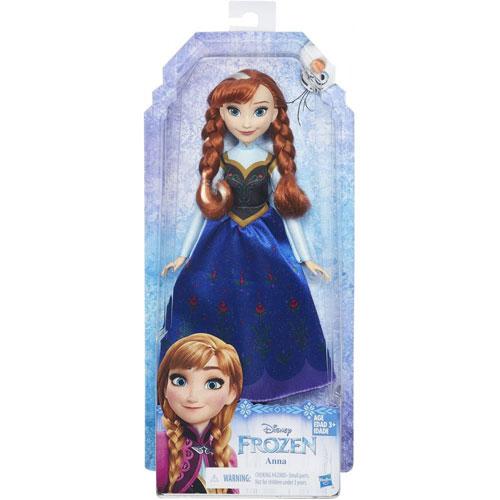 Frozen 2 Singing Anna