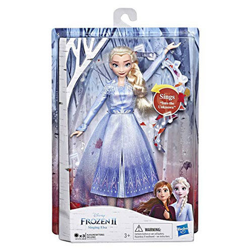 Frozen 2 Singing Elsa