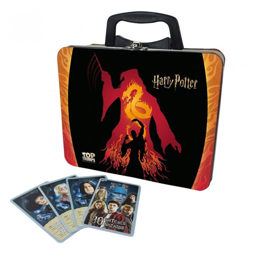 Harry Potter Witches And Wizard Tin