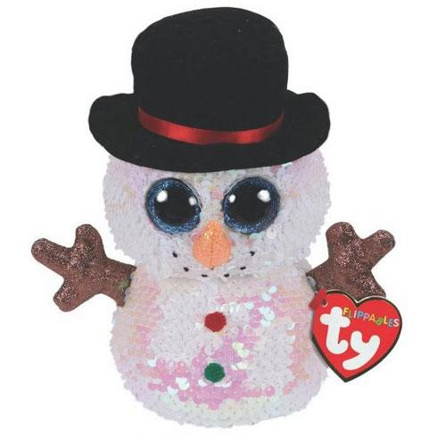 Melty Snowman Flip Medium Christmas 2019