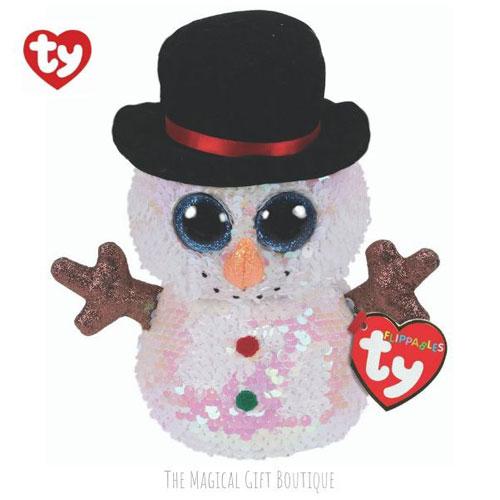Melty Snowman Flippable Christmas 2019