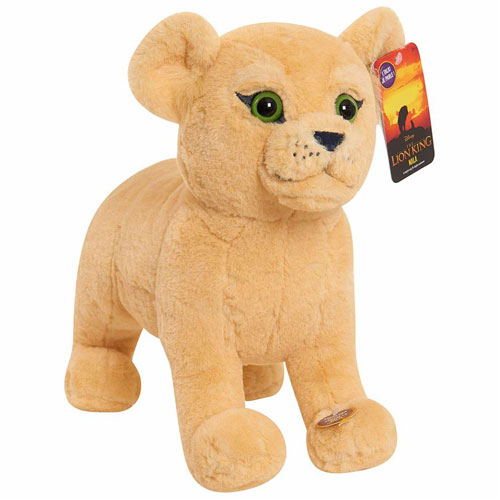 Nala with Sound Beanie Babie - Disney