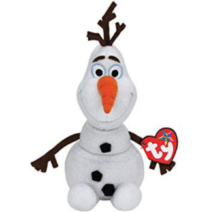 Olaf with Sound Beanie Babie