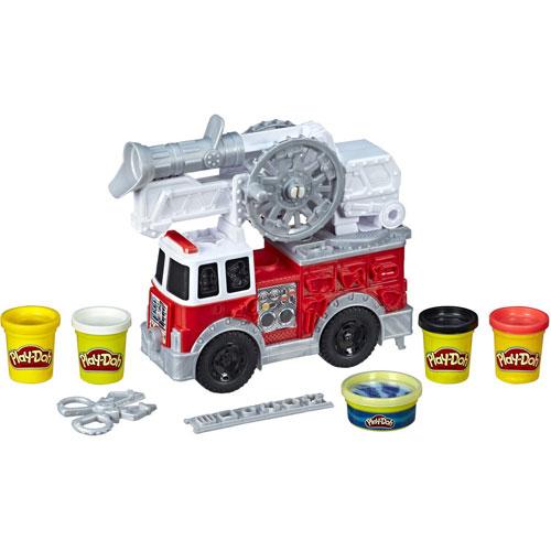PlayDoh Fire Truck