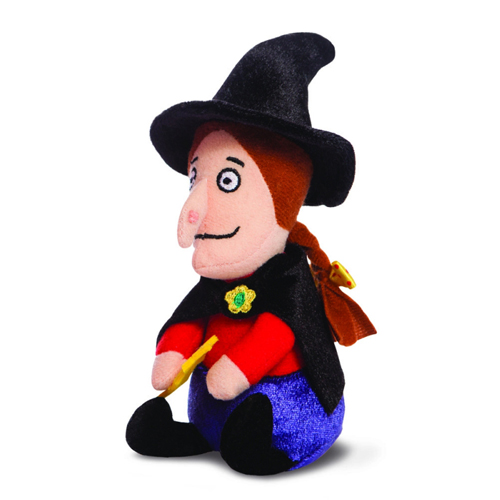 Room on the Broom Witch 6In