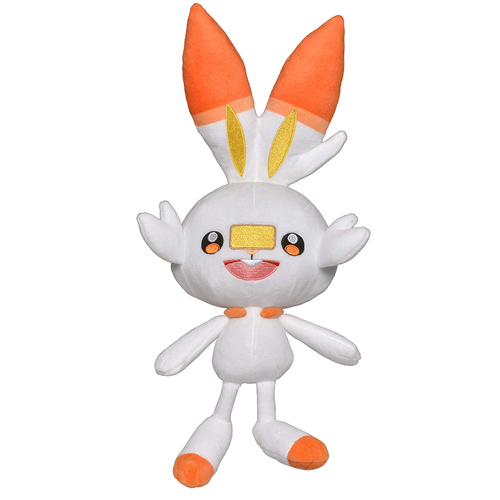 Pokemon 8 Inch Plush - Scorbunny