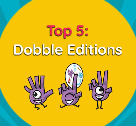 Top 5 Dobble Editions