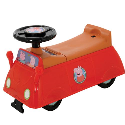 Peppa Pig Car Ride-on