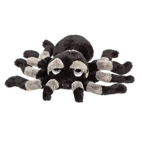 Li'l Peepers Small Grey And Black Spider - Sid