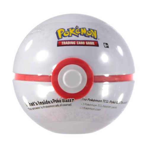 Pokemon TCG: Poke Ball Tin Series 5 - Premier