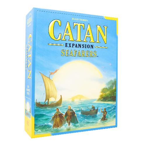Seafarers: Catan Exp (2015 Refresh)