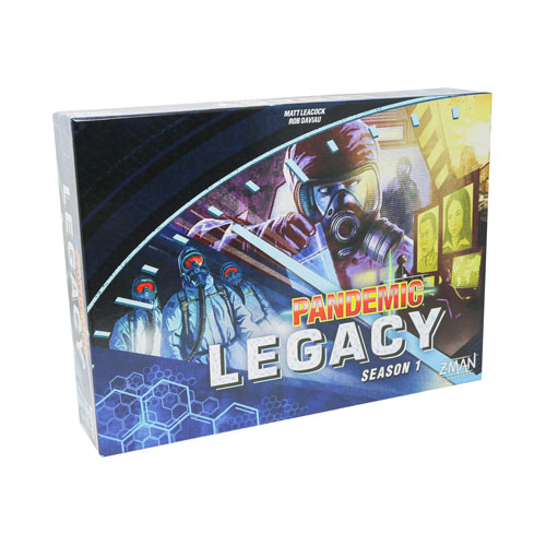 Pandemic Legacy Season 1 (Blue)