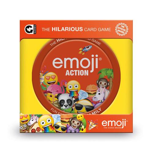 Emoji Action Game