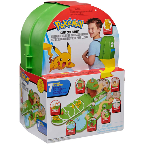 Pokemon Carrycase Playset