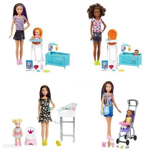 Barbie Babysitter Assortment (One Supplied)