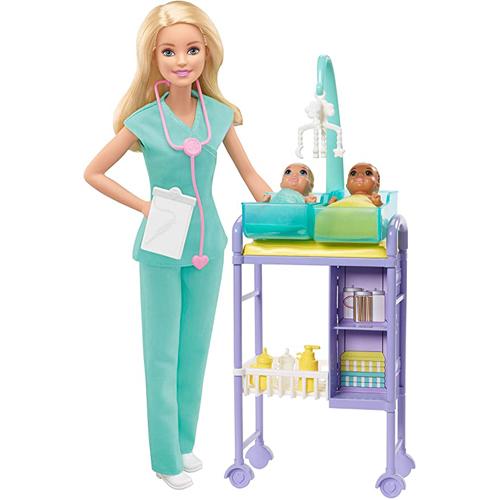 Barbie Career Doctor Play Set