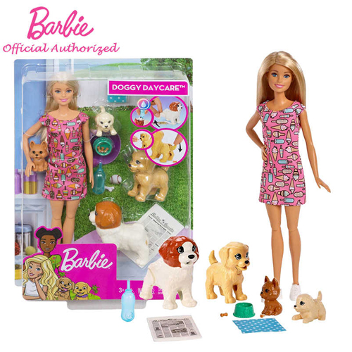 Barbie Doggy Day Care