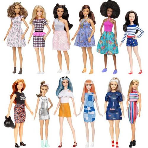 Barbie Fashionistas Assortment (One Supplied)