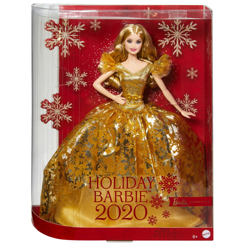Barbie Holiday Doll 2020