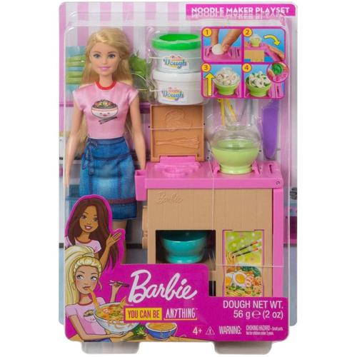 Barbie Noodle Bar