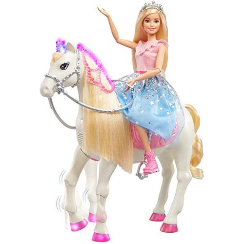 Barbie Princess Adventure Feature Horse