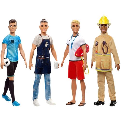 Ken Career Dolls Assortment (One Supplied)