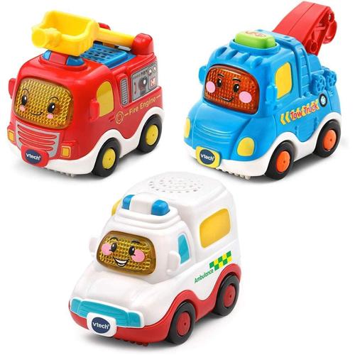 Toot-Toot Drivers Track Set