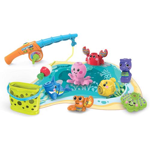 Wiggle & Jiggle Fishing Fun