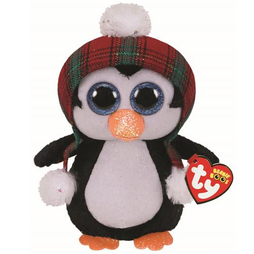 Cheer Penguin: Christmas 2020 - Boo - Regular