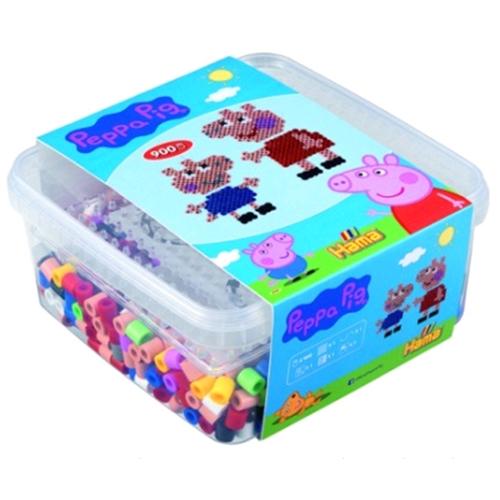 Hama Peppa Pig Maxi Beads and Pegboard in Box
