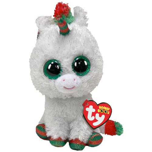 Snowfall Unicorn Xmas 2020 - Boo - Regular