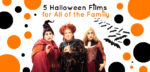 5 Halloween Films For All Of The Family