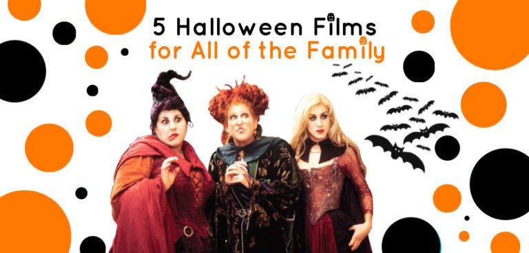 Toy Street Halloween Films Feature