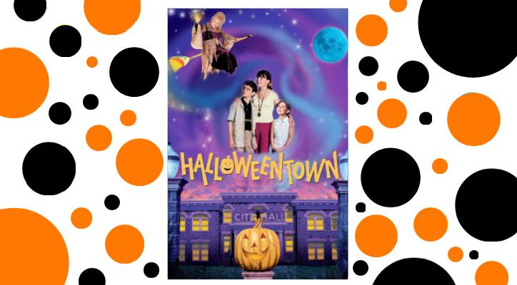 Toy Street Halloween Halloweentown