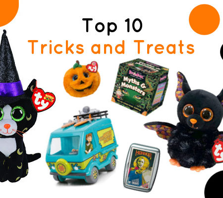 Top 10 Tricks and Treats for Halloween 2020