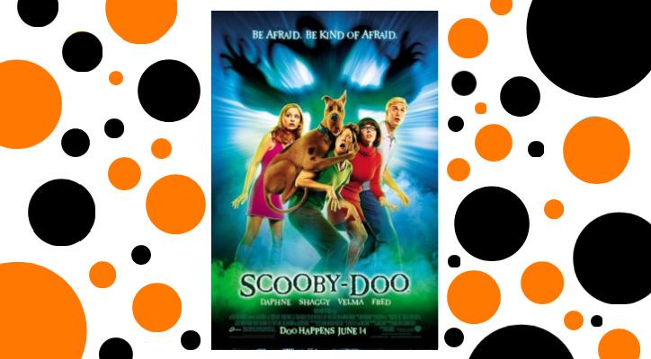 Toy Street Halloween scooby doo