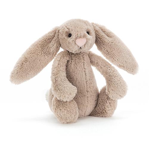 Bashful Beige Bunny Huge