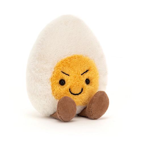 Boiled Egg Cheeky