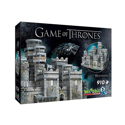 Wrebbit 3D Game Of Thrones: Winterfell Puzzle