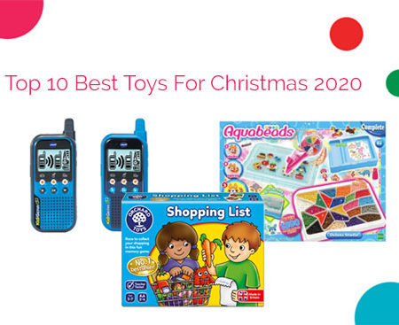 Top 10 Best Toys For Christmas 2020