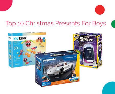 Top 10 Christmas Presents for Boys 2020