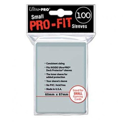 *A Grade* Pro-Fit Small Sized , Card Sleeve
